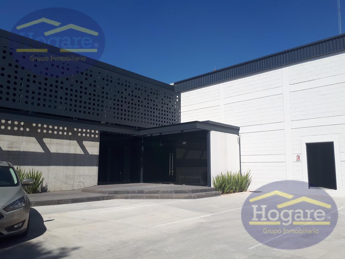 Bodega y Oficinas en renta colonia Obregon León Gto.