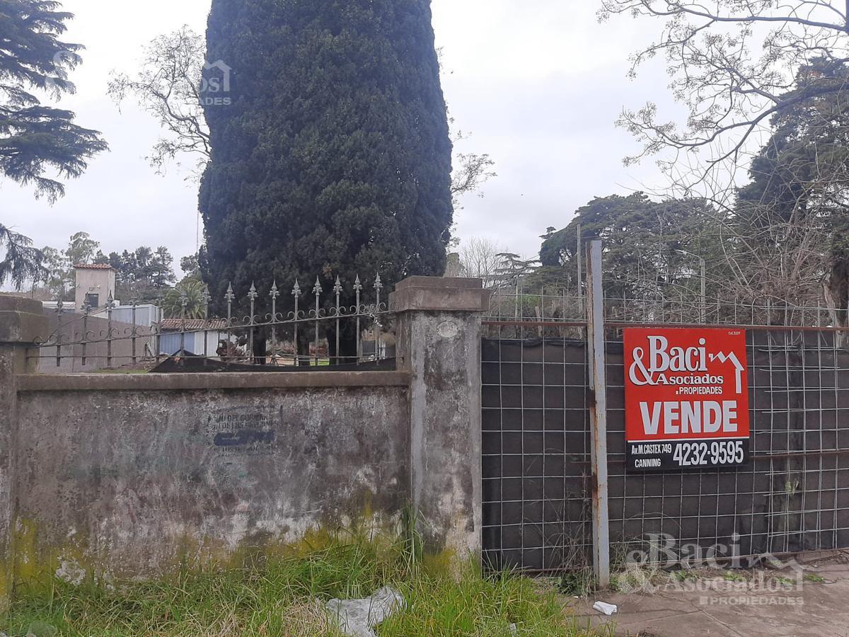 Foto Terreno en Venta en  Monte Grande,  Esteban Echeverria  Pedro Dreyer al 1300