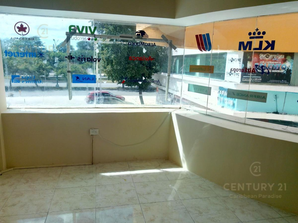 Foto Local en Venta | Renta en  Cancún,  Benito Juárez  LOCAL EN VENTA Y RENTA CANCUN, CENTRICO Y REMODELADO C2637
