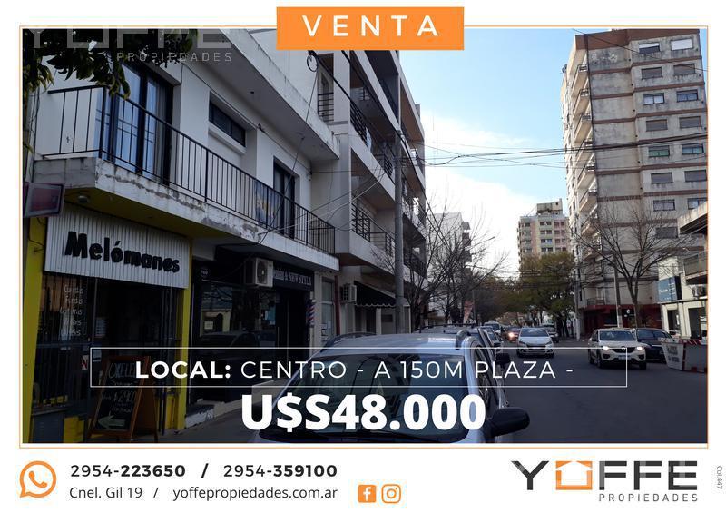 Foto Local Comercial en Venta en  Centro,  Santa Rosa  Centro