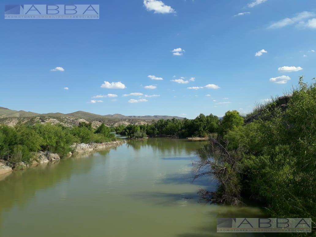 Foto Finca en Venta en  Pueblo Coyame,  Coyame del Sotol  Rancho Nogalero junto al Rio Conchos en Coyame