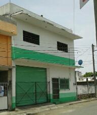 Foto Bodega Industrial en Venta en  Prolongación Miguel Hidalgo (Populares),  Veracruz  Solidaridad # 916, entre Othón Blanco y Arista, Col. Prolongación Miguel Hidalgo, Veracruz, Veracruz.