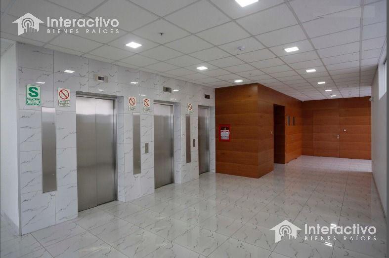 Foto Oficina en Venta en  Lince,  Lima          Petit Thouars  oficinas en piso 8, 9 y 12