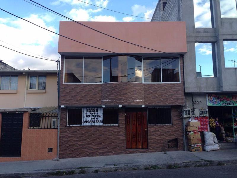 Foto Casa en Venta en  Sur de Quito,  Quito  Casa de Venta El Calzado Sur de Quito