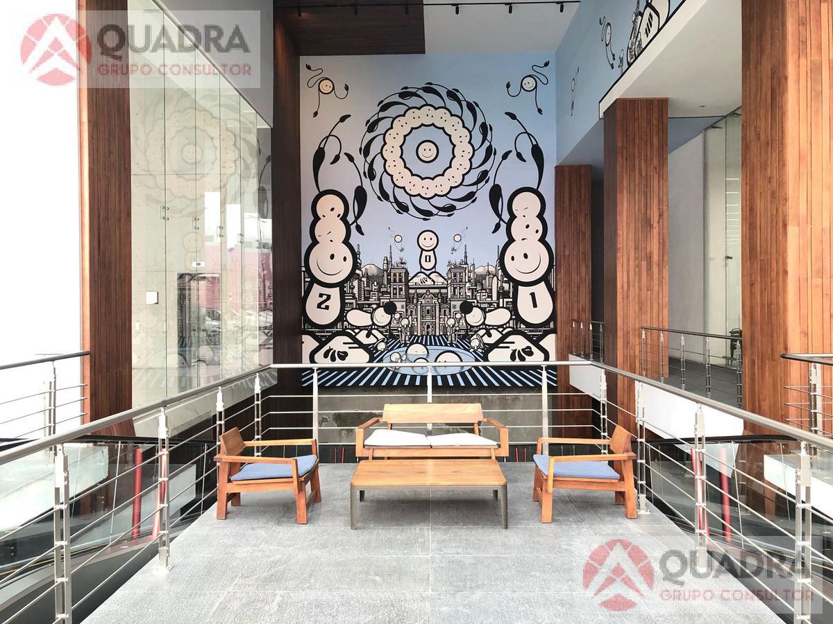 Foto Oficina en Renta en  Fraccionamiento Ex-Hacienda Mayorazgo,  Puebla  Oficina en Renta en obra gris en Edificio ubicado en Boulevard las Torres Angelopolis Puebla