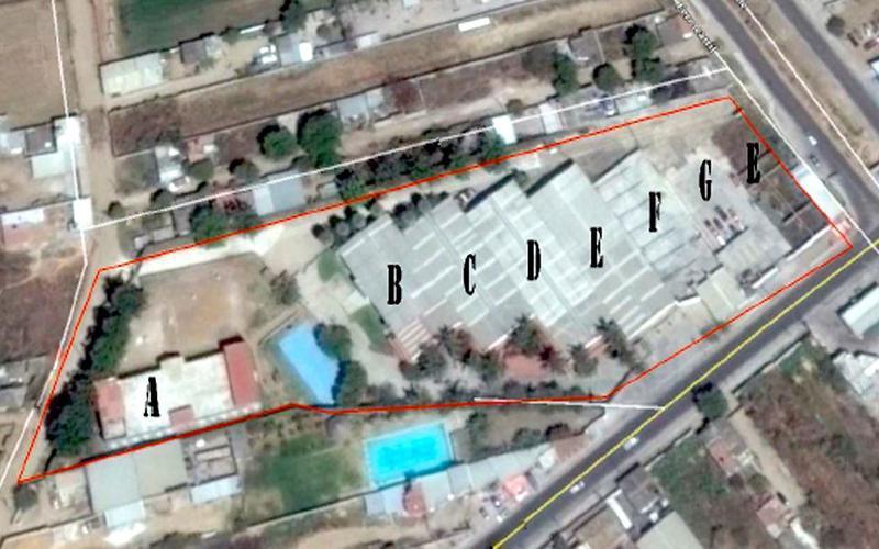 Foto Terreno en Venta en  Granjas y Huertos Brenamiel,  San Jacinto Amilpas          OAXACA Ciudad.16,400m2 Para Industria, Fábrica, Escuela, Comercio.