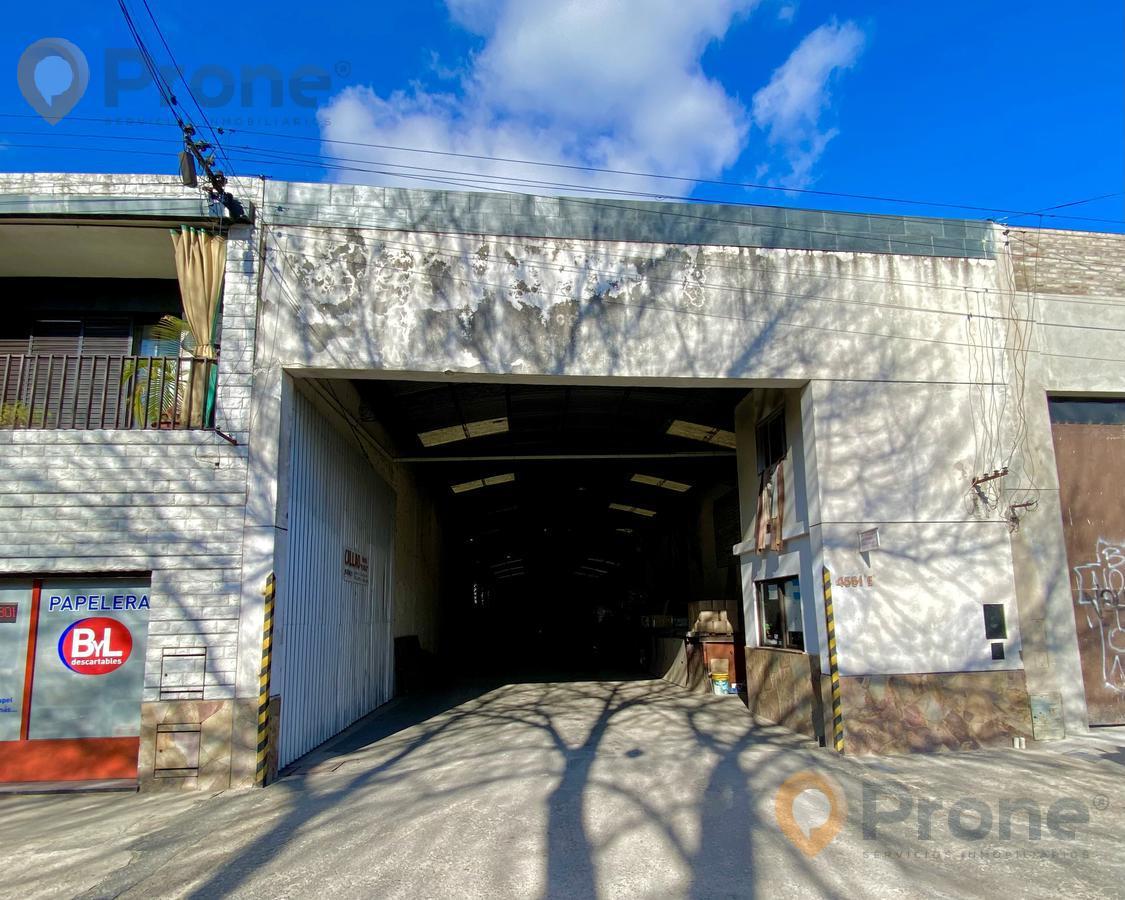 Foto Galpón en Venta en  Zona Sur,  Rosario  Callao al 4500 (Callao y Uriburu)  335m2
