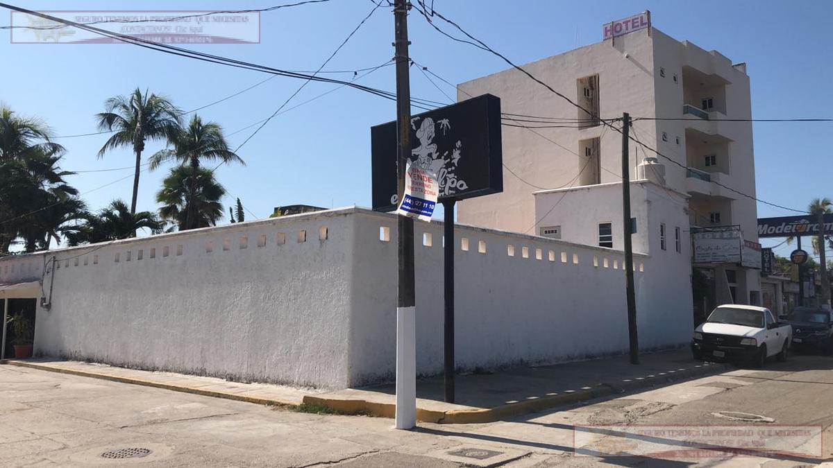 Foto Edificio Comercial en Venta en  Alfredo V Bonfil,  Acapulco de Juárez  Hotel Costa de Oro, Playa Bonfil Acapulco