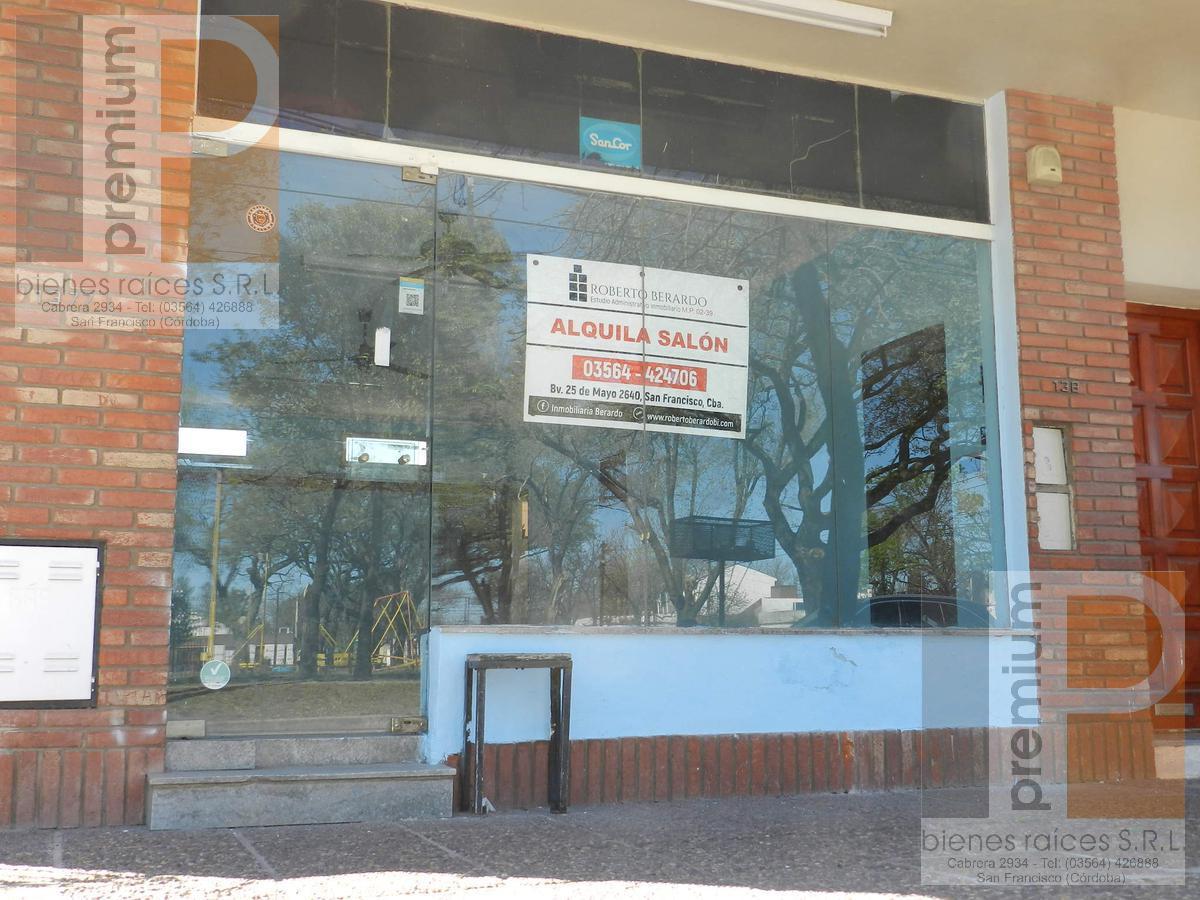 Foto Local en Alquiler en  Jardín,  San Francisco  Lavalle al 1300