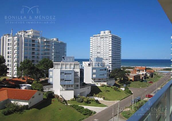 Foto Apartamento en Venta en  Aidy Grill,  Punta del Este  Biarritz y Juana de América