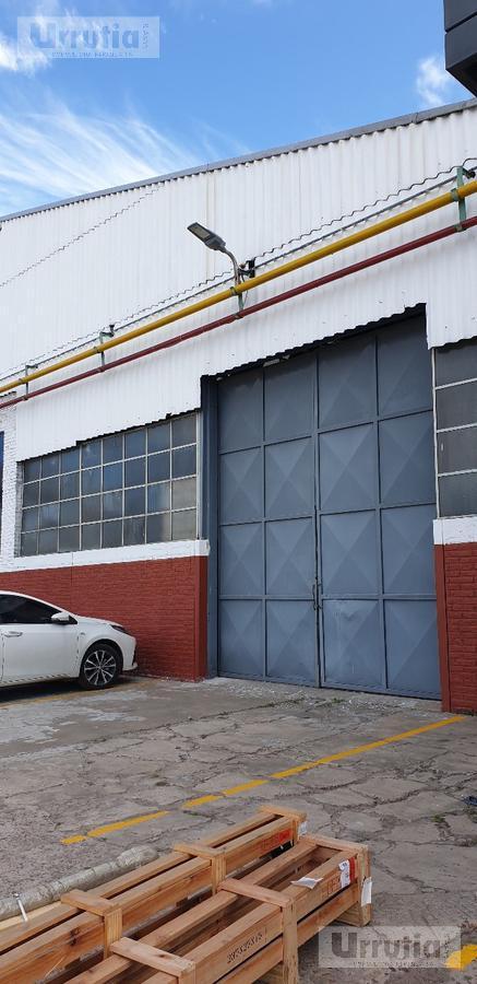 Foto Nave Industrial en Alquiler en  Moron ,  G.B.A. Zona Oeste  Valentin Gomez 201