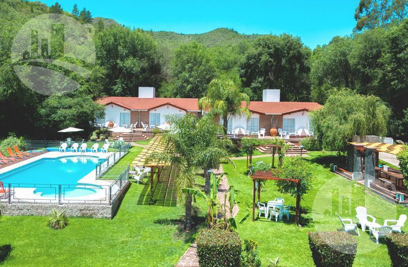 Foto Hotel en Alquiler en  Villa General Belgrano,  Calamuchita  Apart.  4 Hab. + 5 monamb. + 6 dtos  3*
