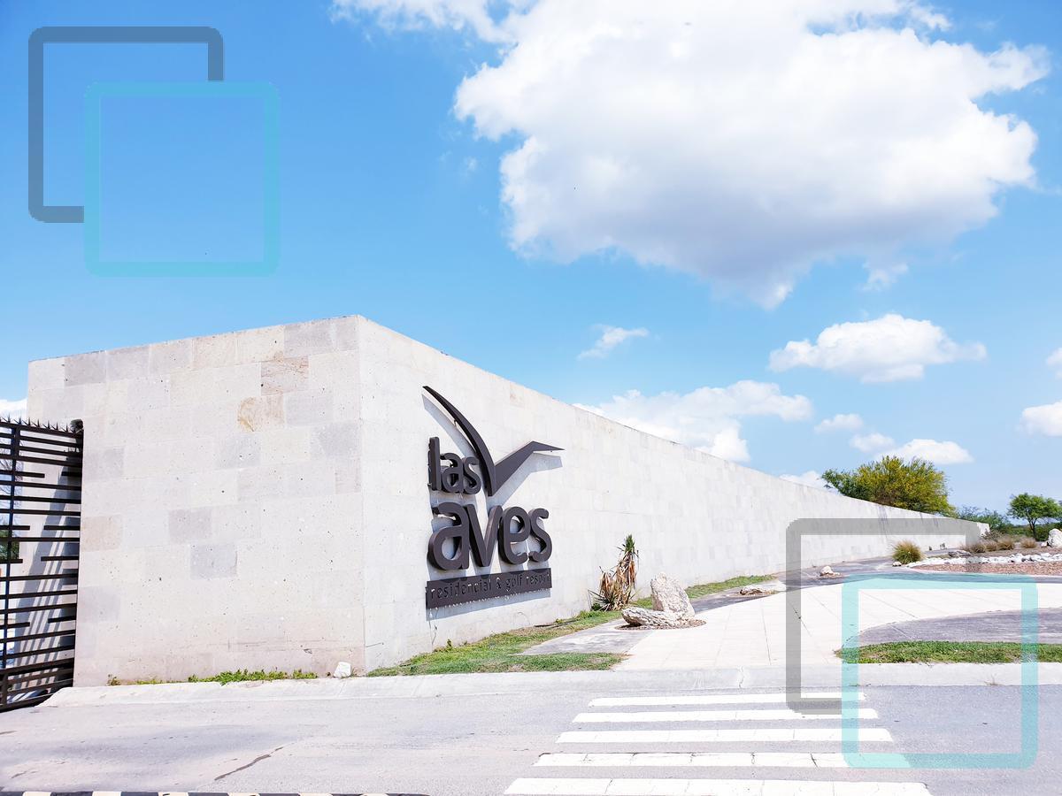 Foto Terreno en Venta en  Las Aves Residencial and Golf Resort,  Pesquería  TERRENO RESIDENCIAL EN VENTA CLUB DE GOLF LAS AVES ZONA PESQUERIA
