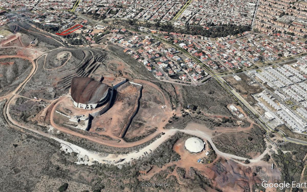 Foto Terreno en Venta en  Tlaquepaque ,  Jalisco  Terreno Venta Esquina Av. Colón, Nueva España $63,210,000 B390 E1