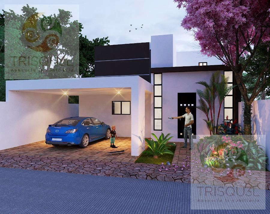 Foto Casa en condominio en Venta en  Temozon Norte,  Mérida  Temozón 20 Casa en venta Privada  (Mod 225), Mérida Yucatán