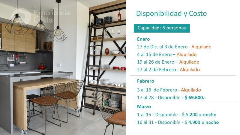 Foto Departamento en  en  Barrio Costa Esmeralda,  Pinamar  Aguila 4º C - Al Golf 19