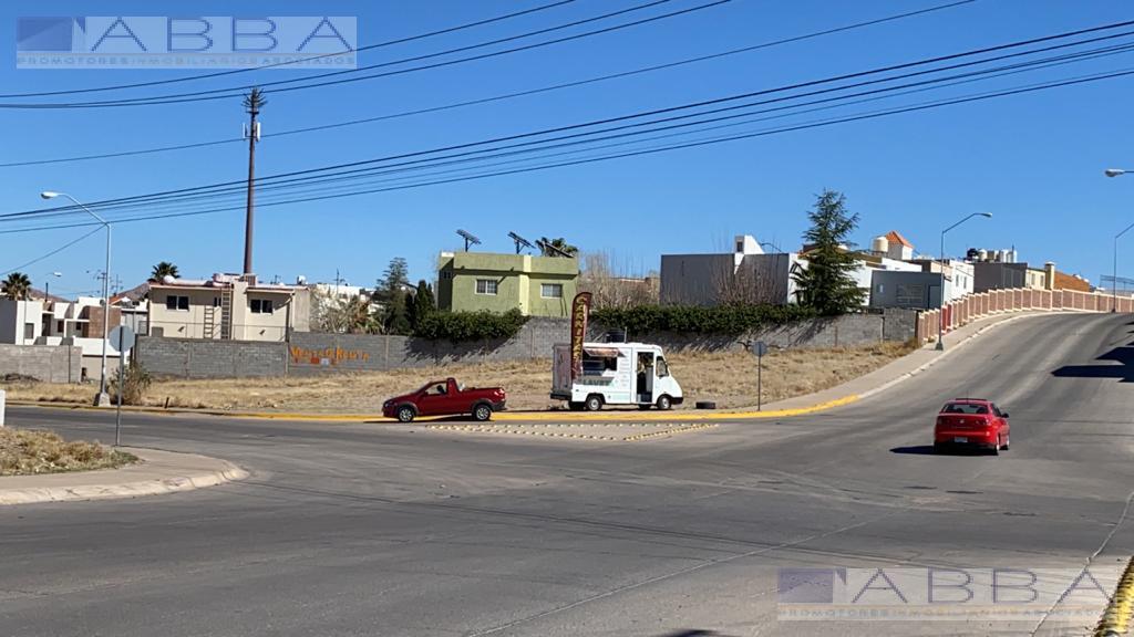 Foto Terreno en Venta en  Cordilleras,  Chihuahua  VENTA DE TERRENO COMERCIAL EN CORDILLERAS