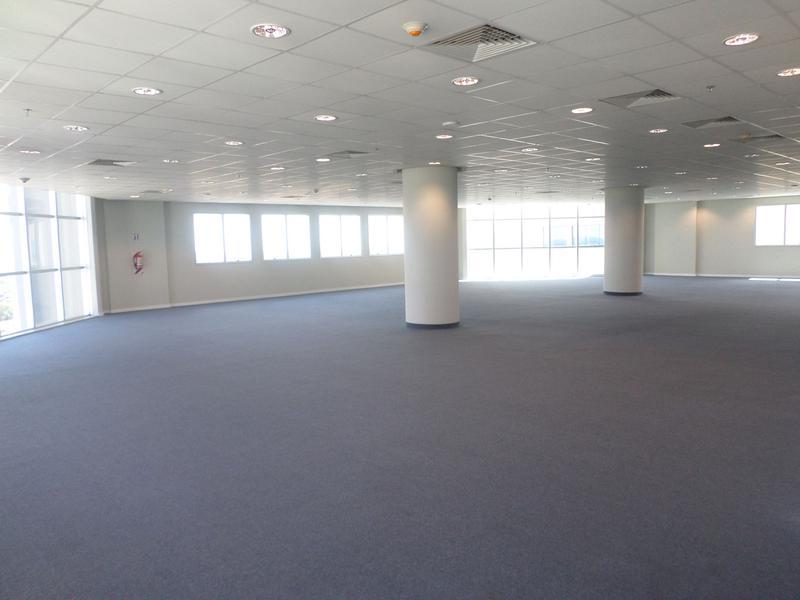Foto Oficina en Alquiler en  Ykua Sati,  La Recoleta  Alquilo Piso Completo De 430 M2 En El World Trade Center Asuncion