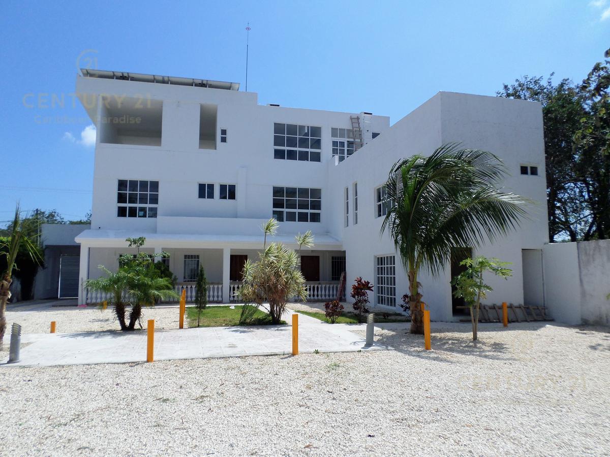 Foto Oficina en Venta en  Cancún,  Benito Juárez          EDIFICIO PARA OFICINAS EN VENTA CANCUN C2517