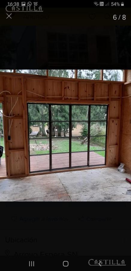 Foto Casa en Venta en  Espera,  Zona Delta Tigre  Arroyo espera y esperita