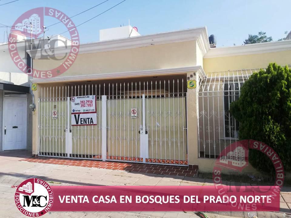 Foto Casa en Venta en  Fraccionamiento Bosques del Prado Norte,  Aguascalientes  M&C VENTA CASA EN BOSQUES DEL PRADO NORTE