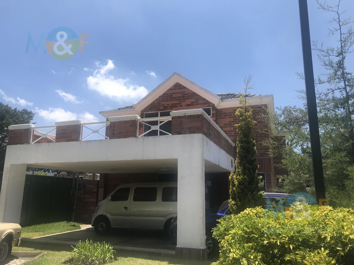 Foto Casa en condominio en Venta en  km 16 - km 30,  San José Pinula  CASA EN VENTA EN SAN ANTONIO - CAES