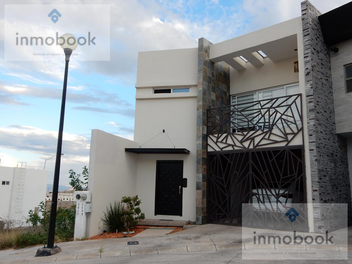 Foto Casa en Venta en  Fraccionamiento Quintas de San Sebastián,  Chihuahua  CASA EN VENTA AL NORTE, HDAS DE SANTA CLARA