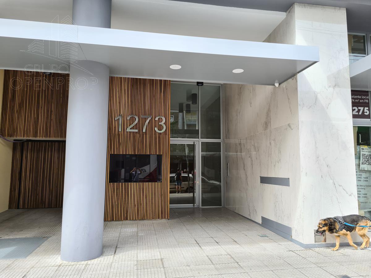 Foto Departamento en Alquiler en  Palermo ,  Capital Federal  Av. Scalabrini Ortiz 1273 8º F