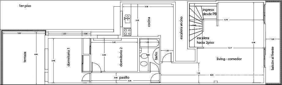 Departamento-Venta-Belgrano-Echeverría al 2700