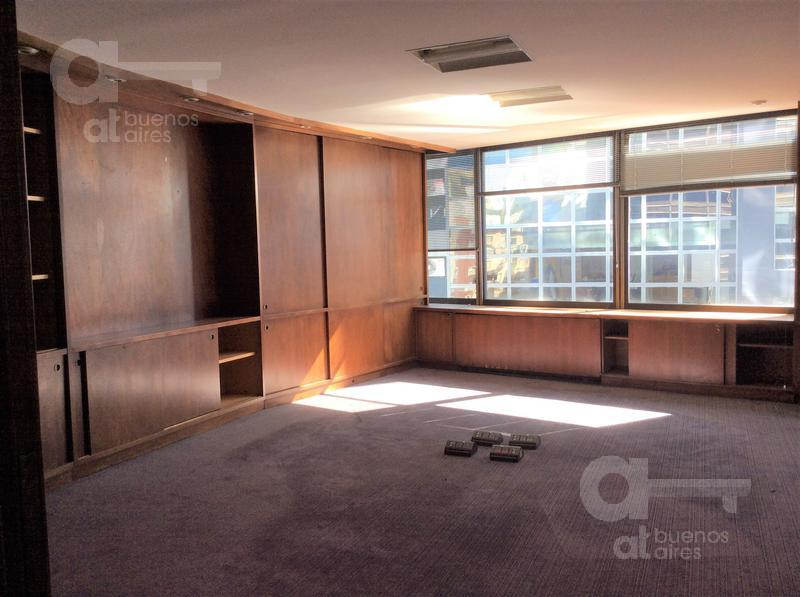 Foto Oficina en Alquiler en  Retiro,  Centro (Capital Federal)  Leandro N, Alem al 900