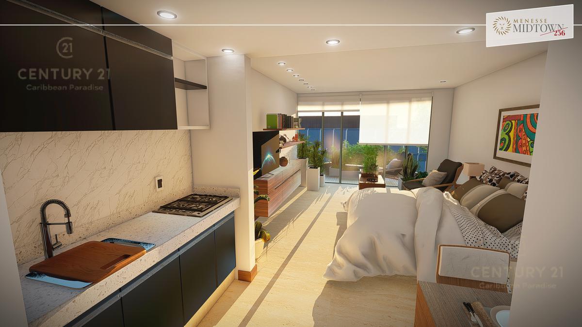Playa del Carmen Centro Apartment for Sale scene image 9