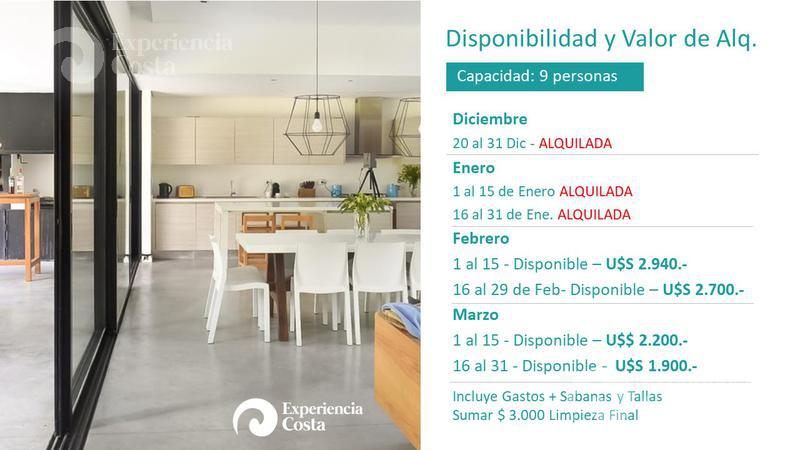 Foto Casa en Alquiler en  Barrio Costa Esmeralda,  Pinamar  Refugio al Bosque - Golf II - L351