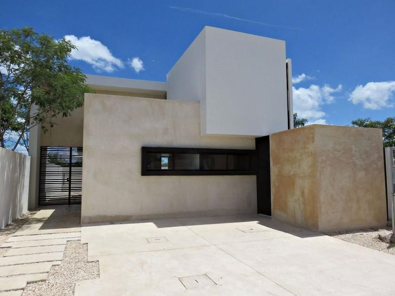Foto Casa en Venta en  Pueblo Cholul,  Mérida  VIDA VERDE CASA DE 2 PLANTAS