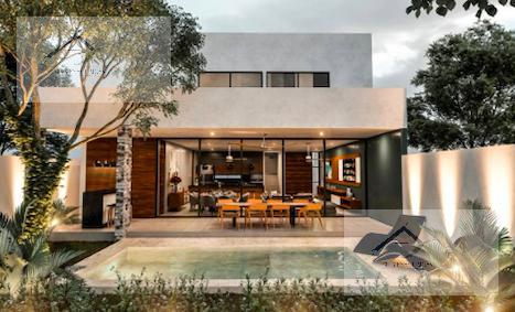 Foto Casa en Renta en  Mérida ,  Yucatán  Parque Natura  privada residencial casa en renta 3  recamaras