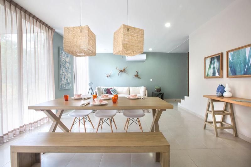 Foto Casa en condominio en Venta en  Playa del Carmen ,  Quintana Roo  CASA 4 REC. - PLAYA DEL CARMEN ULTIMAS UNIDADES