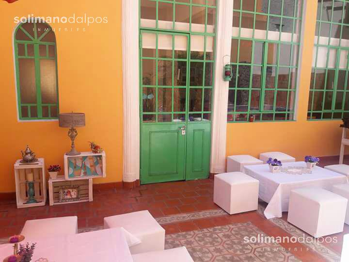 Foto Oficina en Venta   Alquiler en  La Lucila-Vias/Maipu,  La Lucila  Cordoba al 3100