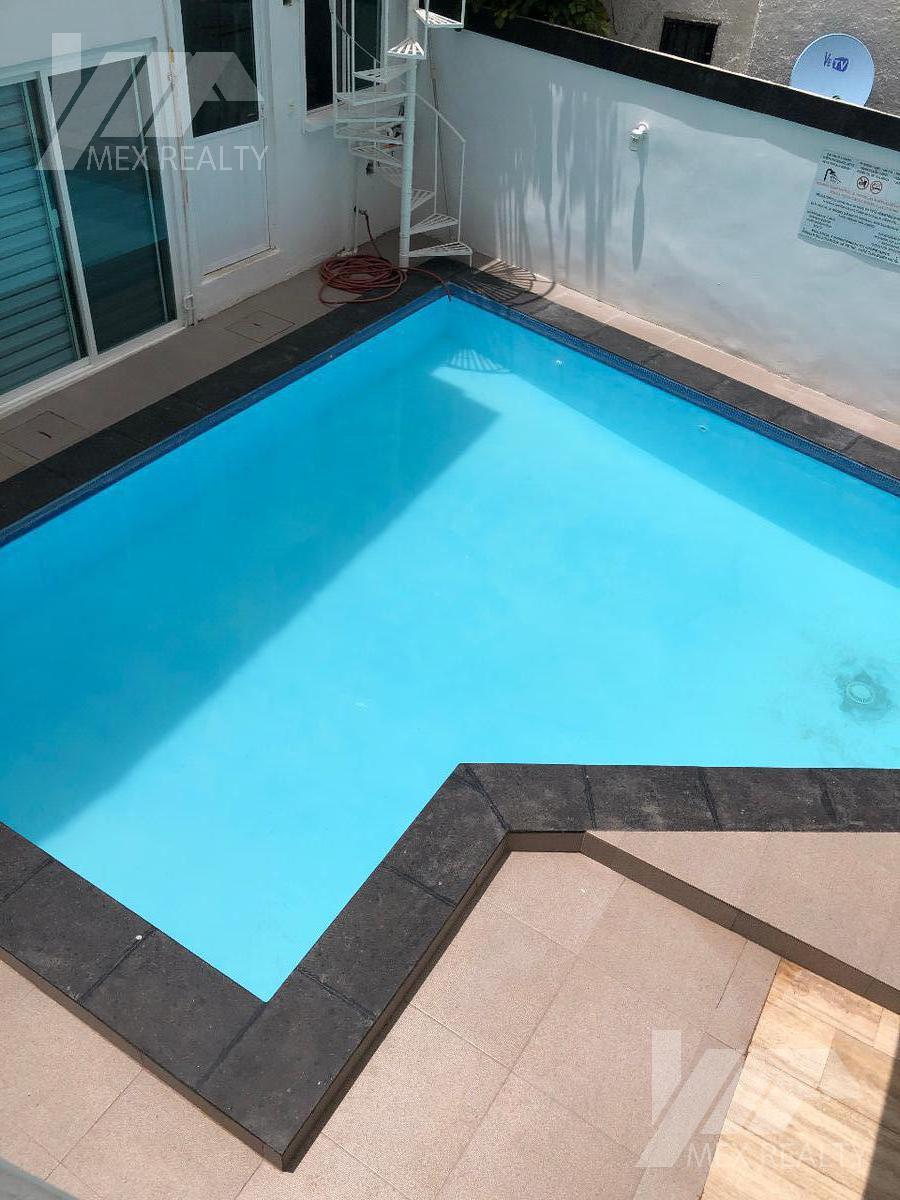 Foto Departamento en Renta en  Zona Hotelera,  Cancún  DEPARTAMENTO AMUEBLADO EN RENTA, ZONA HOTELERA DEL LADO DE LA LAGUNA, $22,000, CLAVE CLAU102020