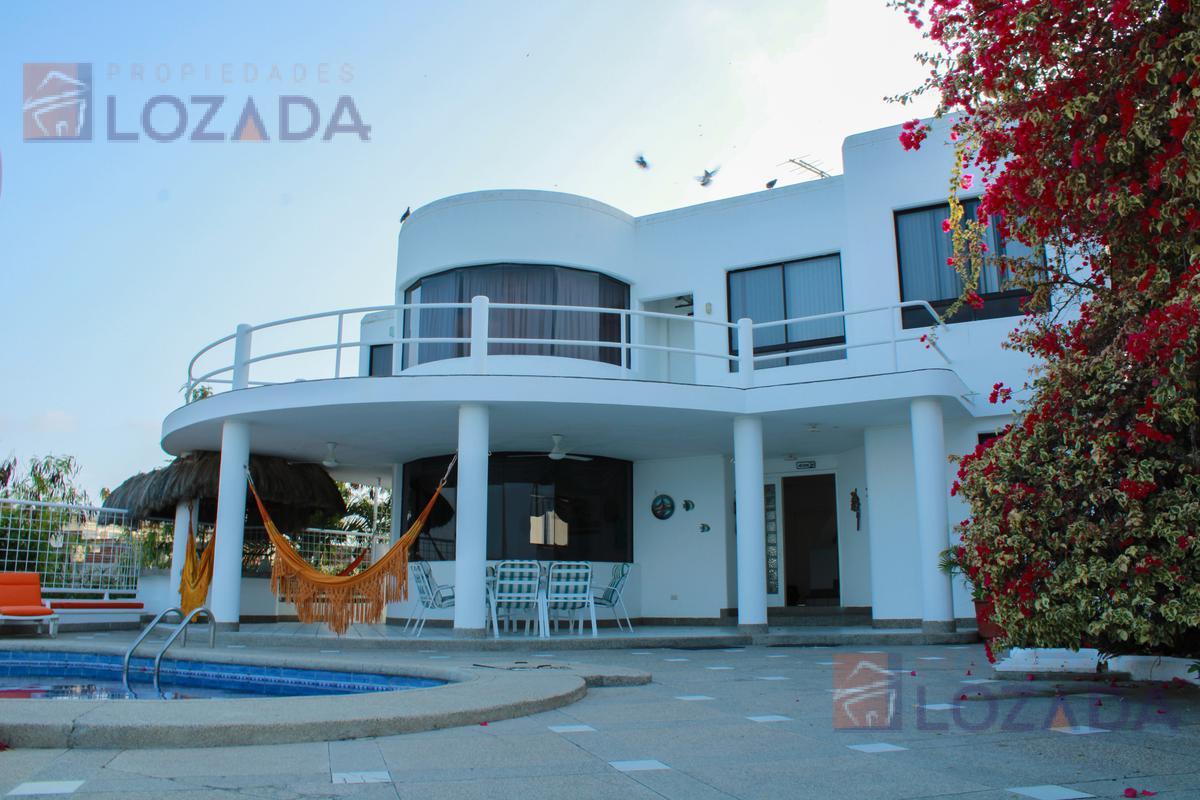 Foto Casa en Venta en  Salinas ,  Santa Elena  Vendo Casa en Salinas Frente al Mar