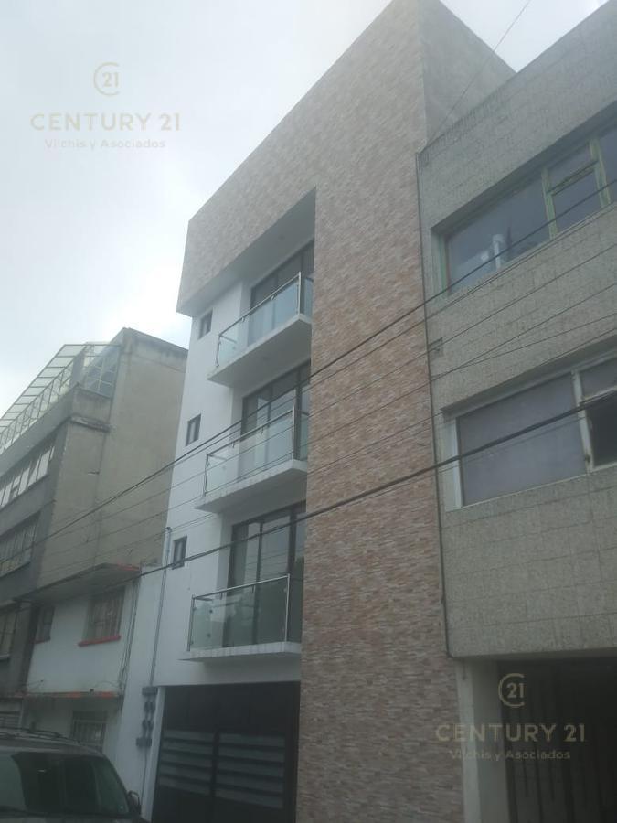 Foto Departamento en Renta en  Cuauhtémoc,  Toluca  Departamento en  renta Col. Francisco Murguia