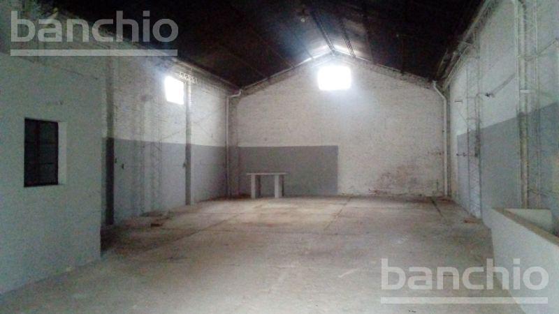 AYACUCHO al 2500, Rosario, Santa Fe. Alquiler de Galpones y depositos - Banchio Propiedades. Inmobiliaria en Rosario