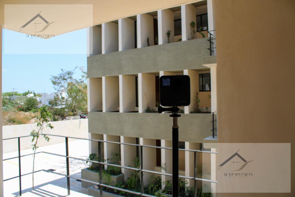 Foto Departamento en Renta en  Santa Gertrudis Copo,  Mérida  Helia Condos en Renta - 2 Recamaras