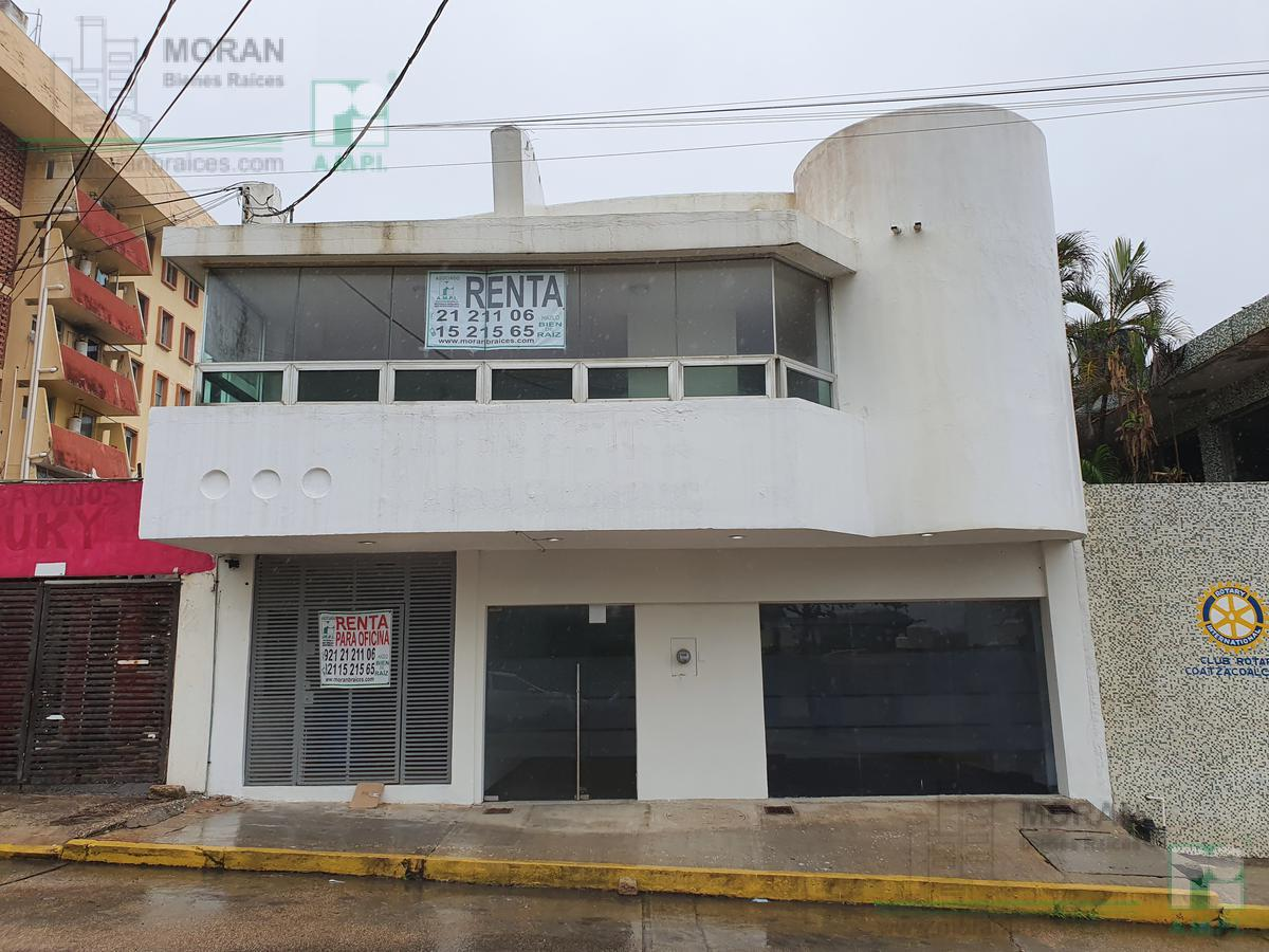 Foto Oficina en Renta en  Coatzacoalcos Centro,  Coatzacoalcos  Av. Paseo Miguel Aleman No. 204 Planta Alta, Zona Centro