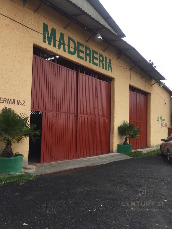 Foto Bodega Industrial en Renta en  San Pedro Tultepec,  Lerma  AV. LERMA #2
