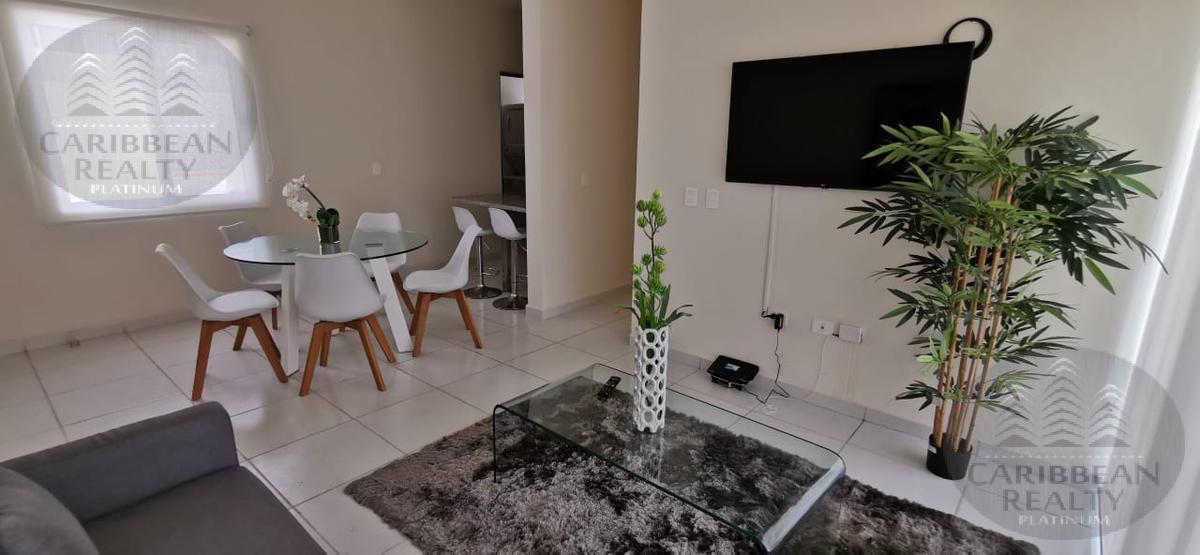 Foto Departamento en Renta en  Cancún Centro,  Cancún  LONG ISLAND CANCUN DEPARTAMENTO EN RENTA AMUEBLADO Y EQUIPADO