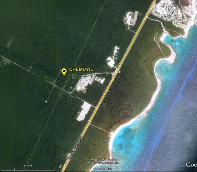 Ciudad Chemuyil Land for Sale scene image 1