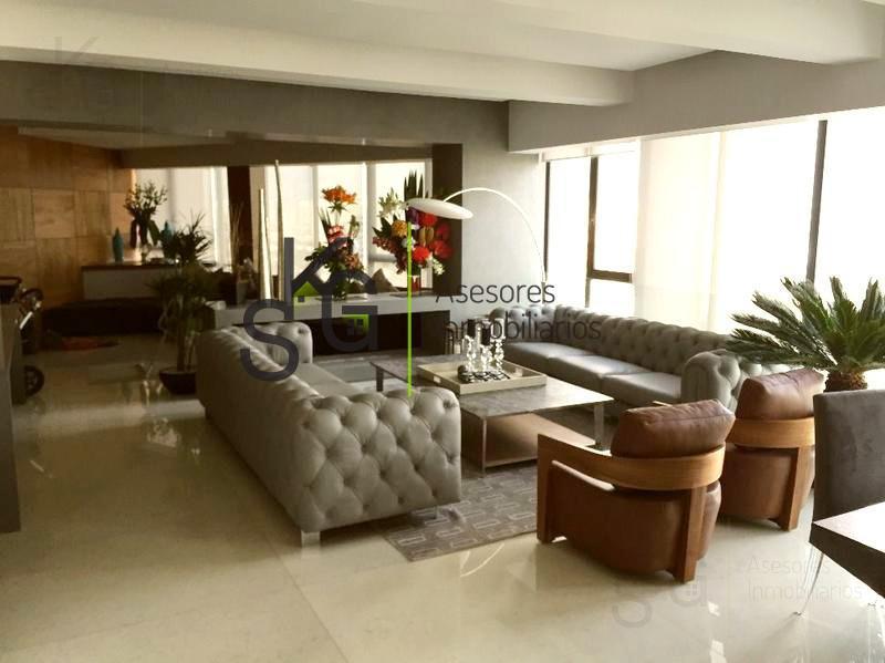 Foto Departamento en Venta |  en  Bosques de las Lomas,  Cuajimalpa de Morelos  SKG Asesores Inmobiliarios vende departamento en Residencial Avivia de 300 m2