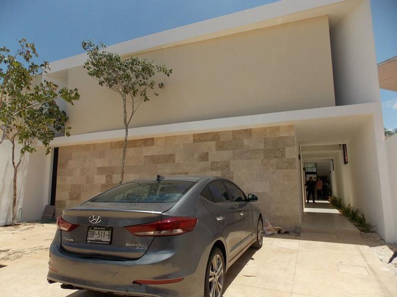 Foto Casa en condominio en Renta en  Montes de Ame,  Mérida          Townhouse100 en Renta Nuevo Amueblado Montes de Ame Mérida Yucatán