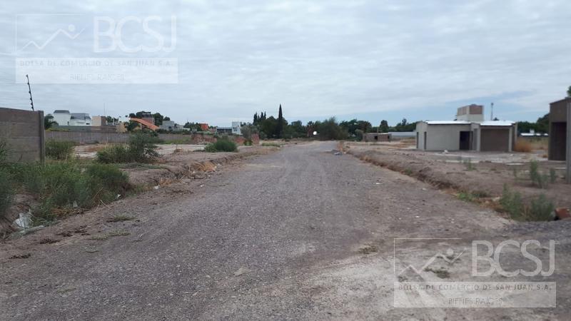 Foto Terreno en Venta en  Santa Lucia ,  San Juan  lote 18  en barrio villa isabel