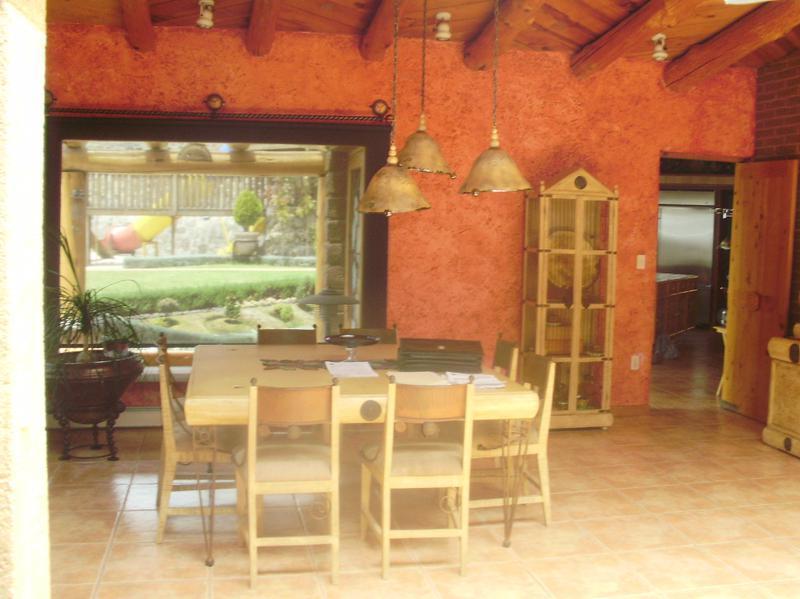Foto Casa en Venta en  Club de Golf los Encinos,  Lerma  RESIDENCIA EN VENTA  EN CLUB DE GOLF LOS ENCINOS SHCAT 1003