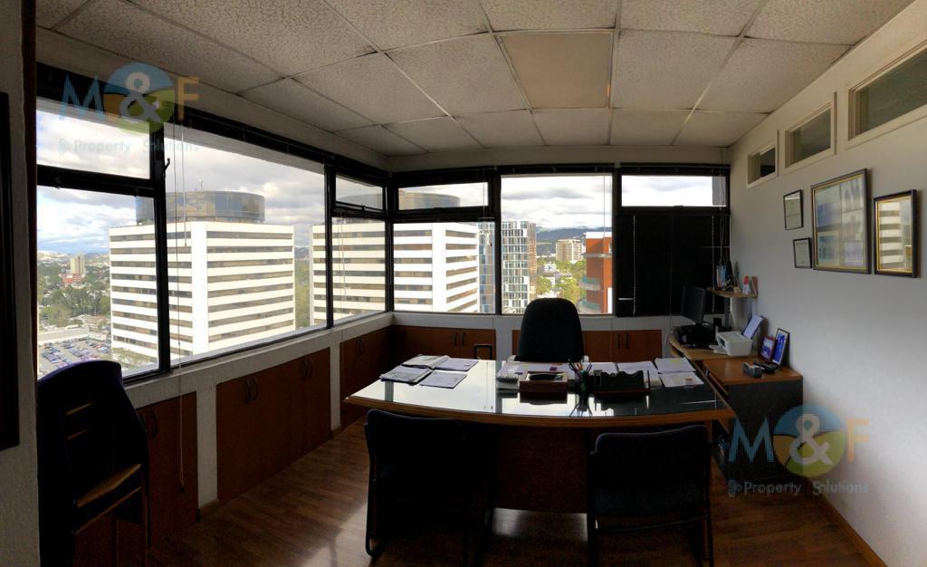 Foto Oficina en Venta en  Zona 10,  Ciudad de Guatemala  Oficina en venta en zona 10